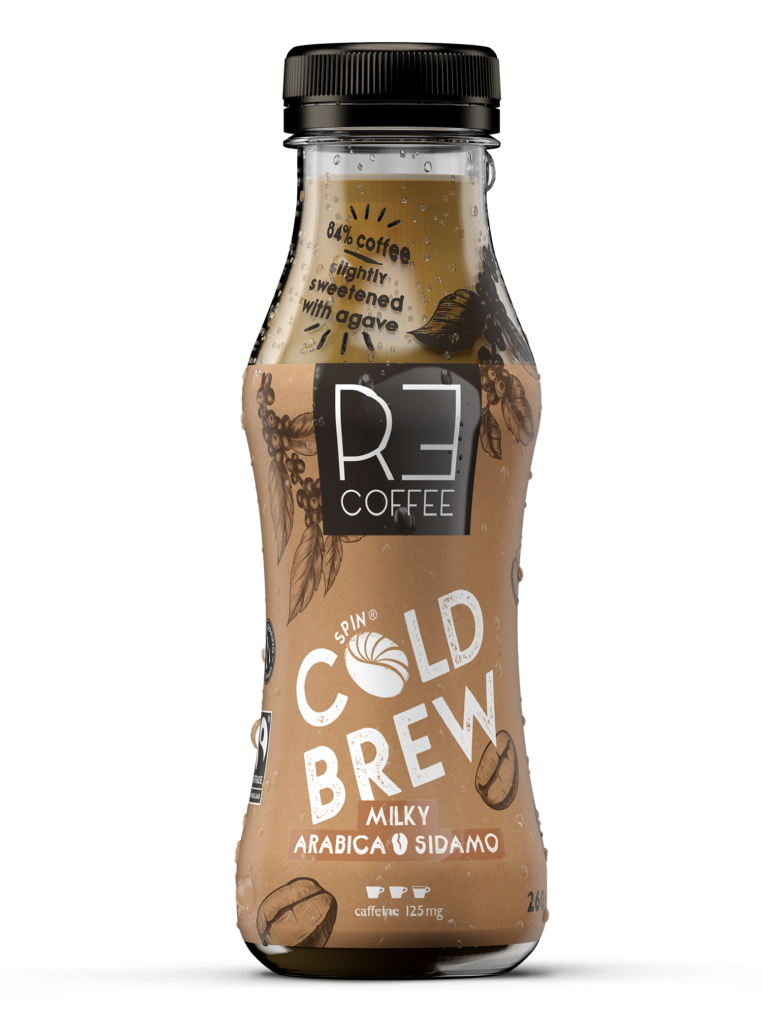 Milky - Cold Brew Coffee mit Milch