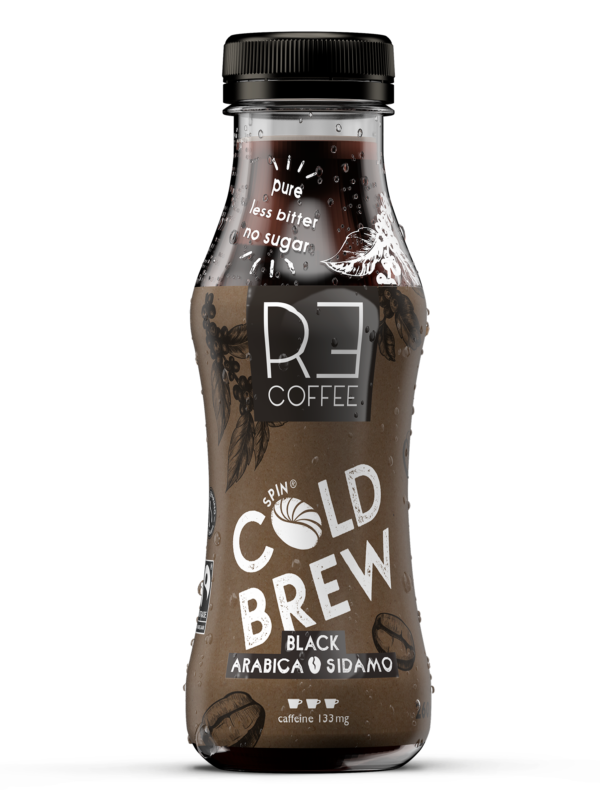 Black - Cold Brew Coffee