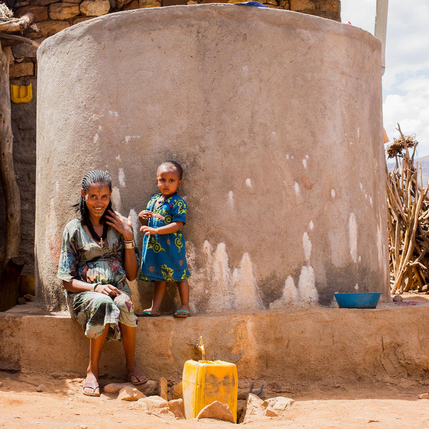 Helvetas Schweiz: Äthiopien, Projekt Tigray, RE-TURN