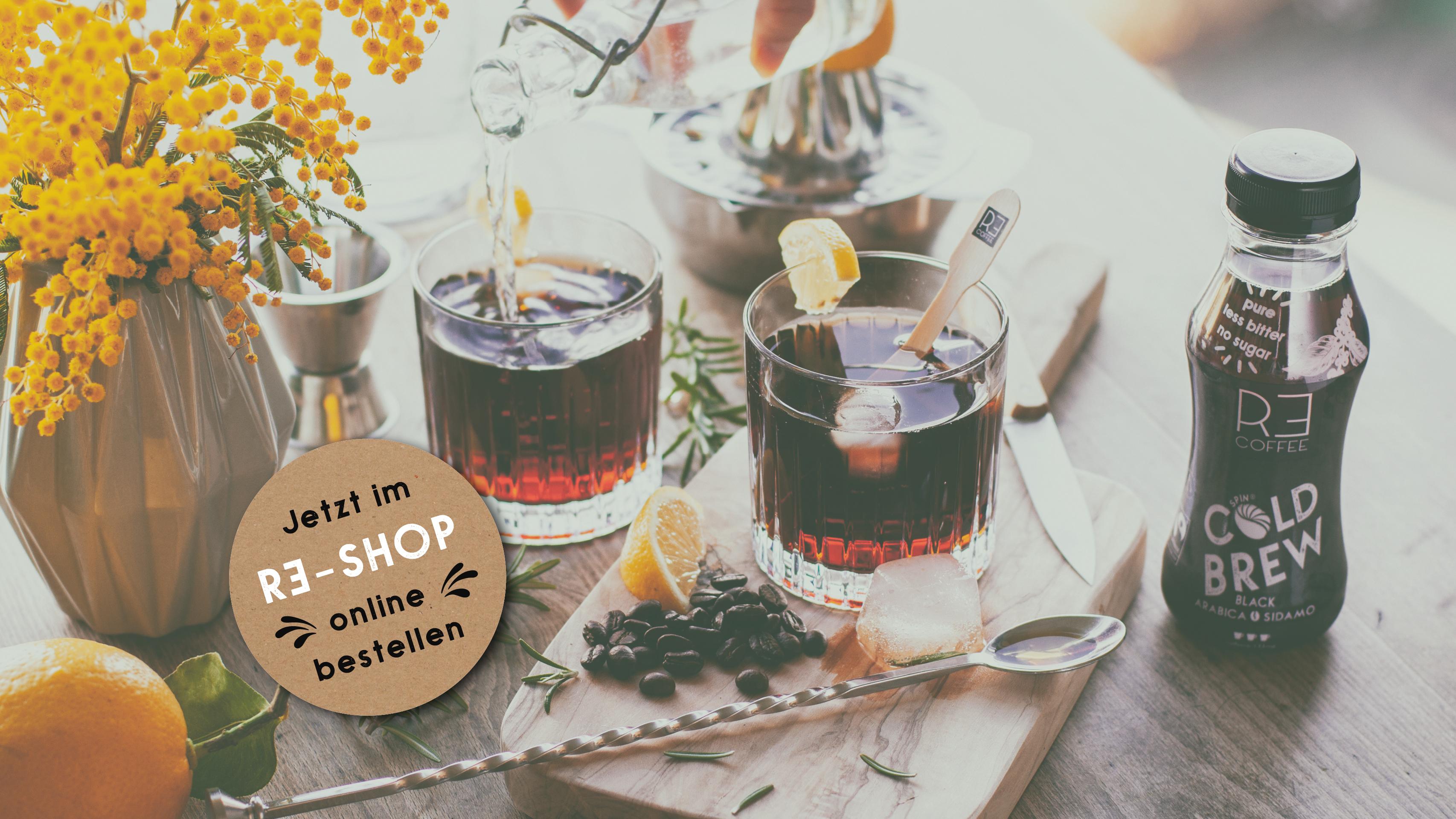 RE-COFFEE Cold Brew Online bestellen
